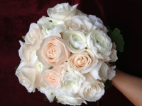 Soft Rose and Ranunculus Bouquet