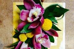 Cymbidium Orchid Corsage