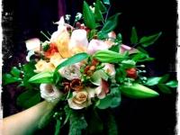 salad bouquet
